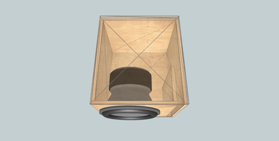 15 inch subwoofer box Kicker L7