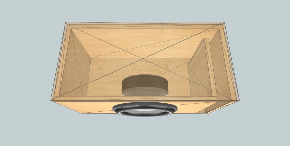 15 inch subwoofer box ACV Pride l 15