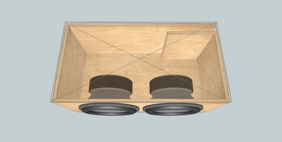 15 inch subwoofer box JL Audio 15w0v3