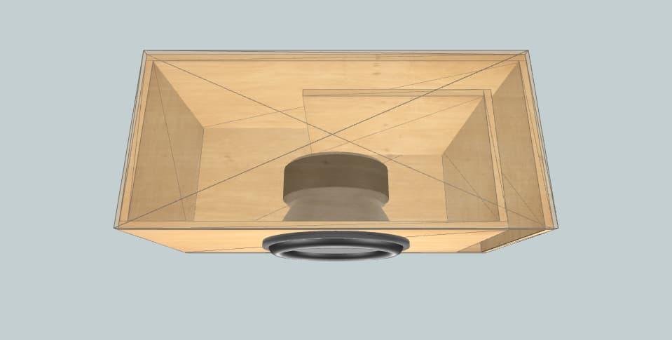 15 дюймов короб для сабвуфера CT Sounds Strato 15