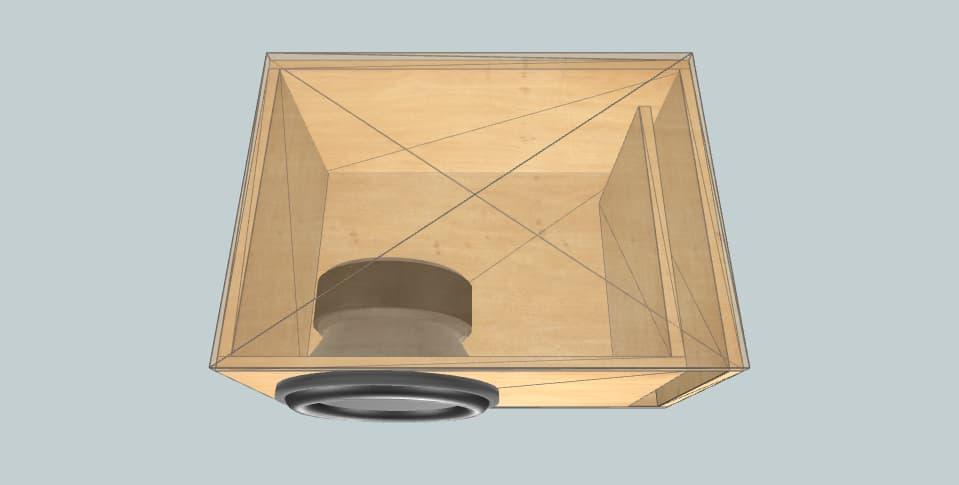 12 inch subwoofer box Phoenix Gold Октан 5.0:4