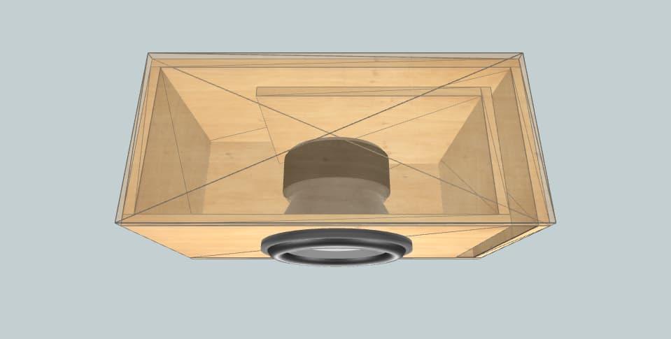 12 inch subwoofer box JL Audio W6