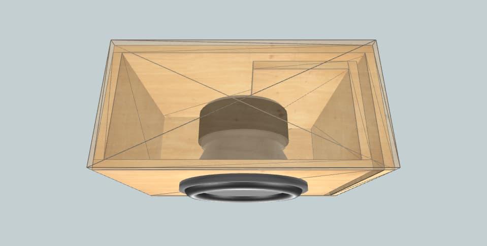12 inch subwoofer box JL Audio 12w6