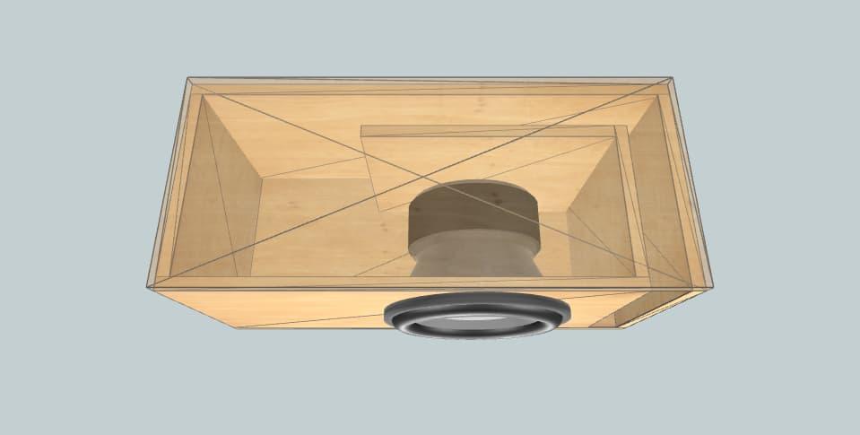 12 inch subwoofer box JL Audio W6 12