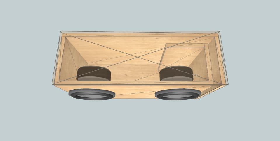 ACV Anson - subwoofer box