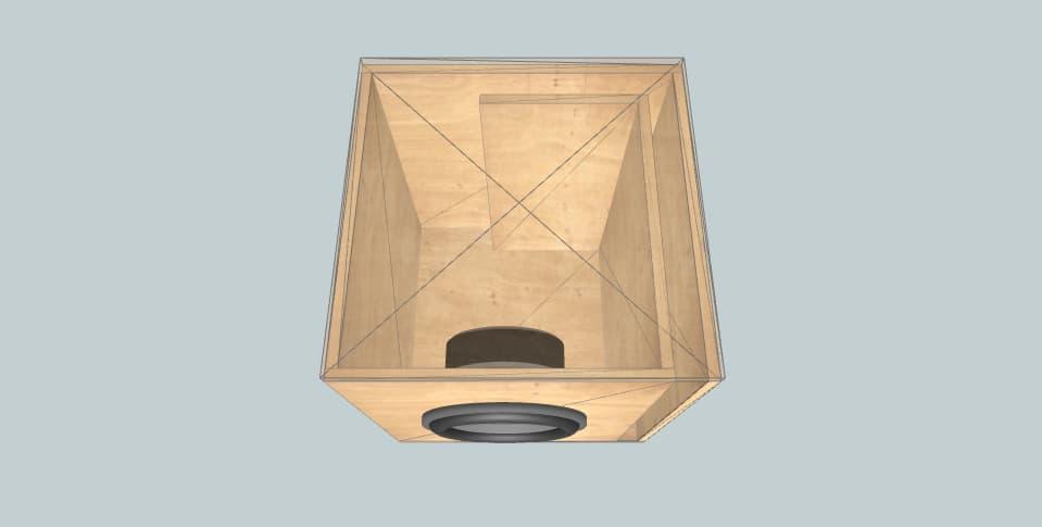 12 inch subwoofer box MacAudio Mac Audio SX 12