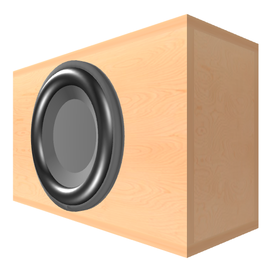 12 inch Subwoofer Box | Sealed