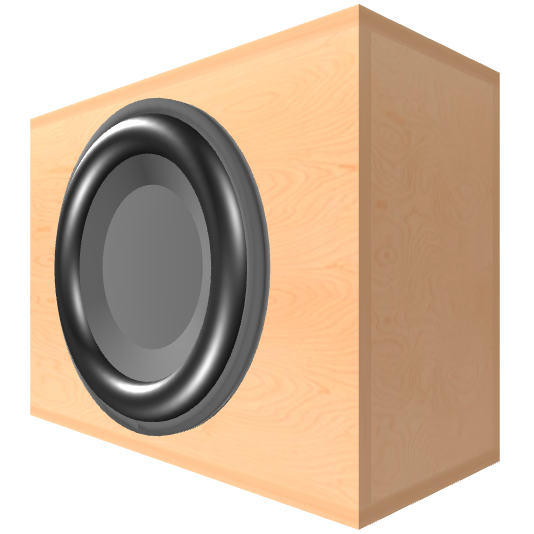 15 inch Subwoofer Box | Sealed